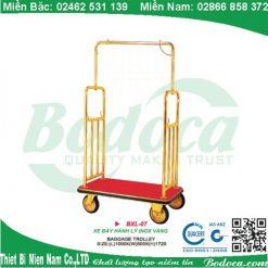 Xe đẩy hành lý nhà khách D10